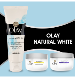 Olay Natural White Beauty Box 3 in 1
