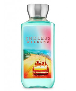 ENDLESS WEEKEND Shower Gel 295 ml
