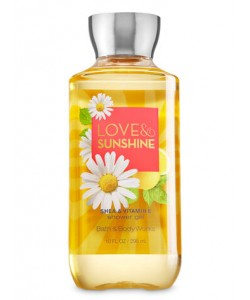 LOVE & SUNSHINE Shower Gel 295 ml