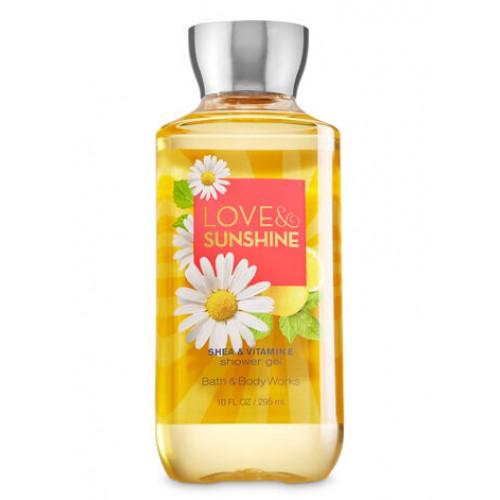 LOVE & SUNSHINE Shower Gel 295 ml