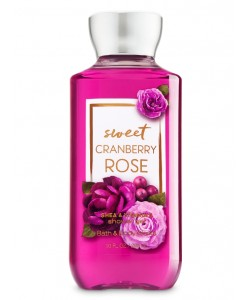 Sweet Cranberry Rose Shower Gel 295 ml