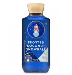 Frosted Coconut Snowball Shower Gel 295 ml