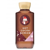 Hot Cocoa & Cream Shower Gel 295 Ml