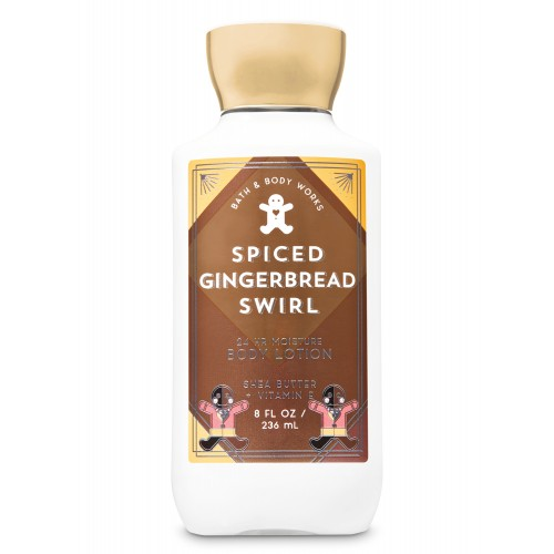 Spiced Gingerbread Swirl Body Lotion 236 ml