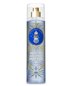 Frosted Coconut Snowball Mist 236 ml