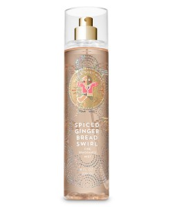 Spiced Gingerbread Swirl Mist 236 ml