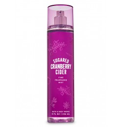 Sugared Cranberry Cider Mist 236 ml